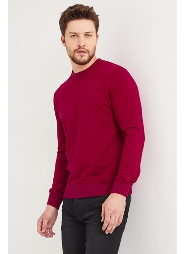 Densmood Sweatshirt Kırmızı